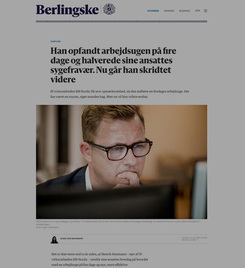 Artikel fra Berlingske