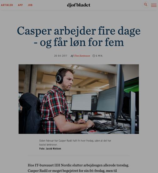 Artikel fra Djøf